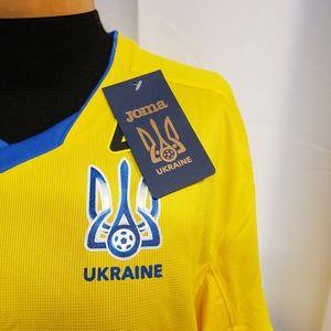 Ukraine 🇺🇦 20/21 official Joma soccer ⚽️ jerseys